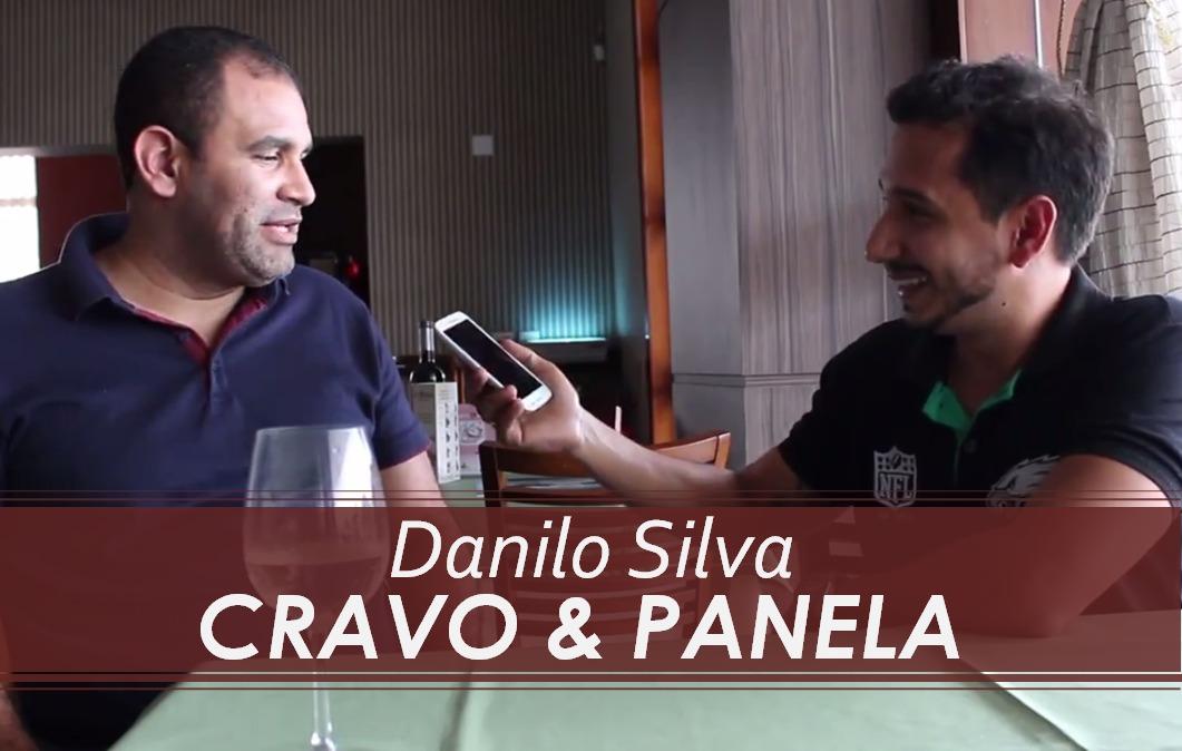 Entrevista com Danilo Silva Restaurante Cravo & Panela