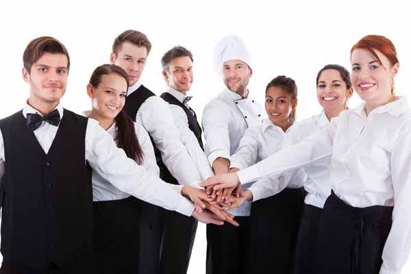 Como Construir uma Equipe Forte para o seu Restaurante?